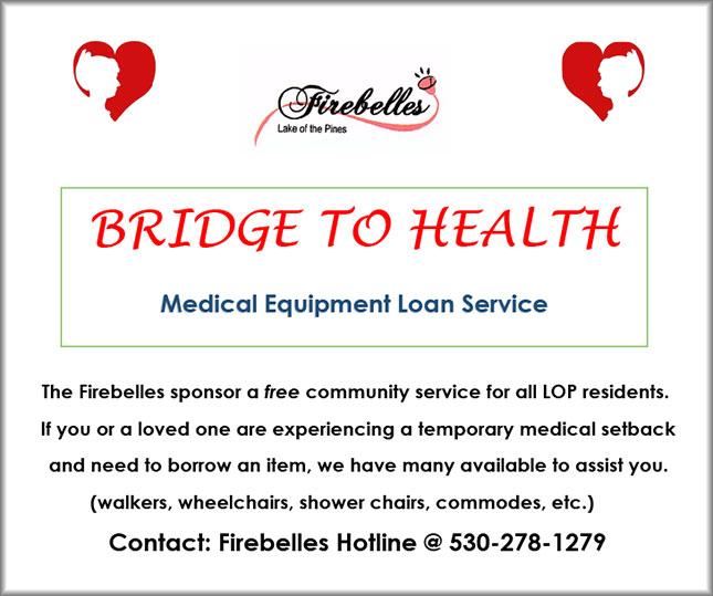BRIDGE TO HEALTH Flyer